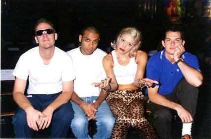 As&iacute; fue la moda en la alfombra roja de los <em>MTV Video Music Awards</em> 1996 (+ Fotos)