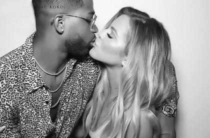 Tristan Thompson le dedica un dulce mensaje a Khloé Kardashian por su embarazo