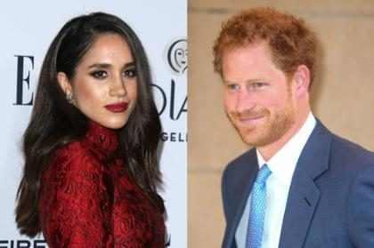 Meghan Markle acompaña por primera vez al Príncipe Harry en una ceremonia oficial