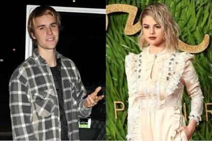 ¡Justin Bieber y Selena Gomez recibieron el 2018 juntos en México!