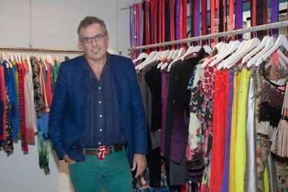 Entrevista a Benito Fernández, el diseñador favorito de Máxima