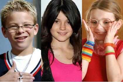 10 estrellas infantiles que pasaron de nerd a súper hot (+ Fotos)
