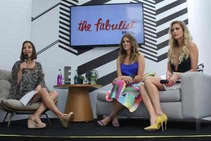 Gianne Albertoni e Laila Coelho lançam The Fabulist Brasil