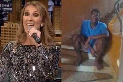 OMG! Este adolescente imita perfectamente la voz de Celine Dion y está cautivando a todo el mundo (+ Video)