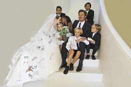 ¡Brad Pitt rompió el silencio sobre su divorcio con Angelina Jolie!