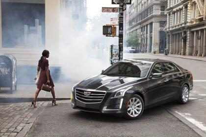 Muévete como las estrellas a bordo de un majestuoso Cadillac CTS