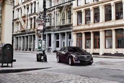 Los caminos son la pasarela perfecta para un modelo tan inigualable como Cadillac CTS ¡Míralo!