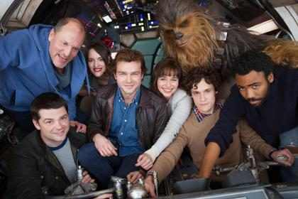 Primeira foto do filme sobre Han Solo, de Star Wars, é divulgada