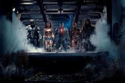Filme Liga da Justiça ganha primeiro trailer