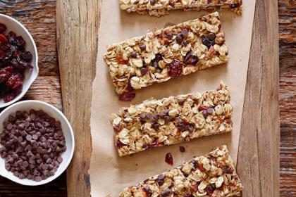 3 recetas de barritas de cereales que puedes hacer tú misma ¡Mira!