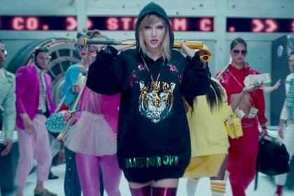 Taylor Swift rompe nuevos r&eacute;cords gracias a <i>Look What You Made Me Do</i> &iexcl;Mira!
