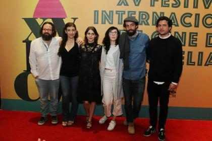 Tessa &Iacute;a y <i>Los adioses</i> llega al FICM para mostrar el lado m&aacute;s apasionado del cine hecho #ALaMexicana