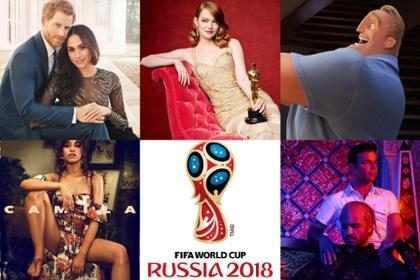 50 sucesos de la cultura pop que nos esperan en 2018