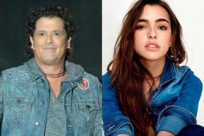 La hija de Carlos Vives posó desnuda y desata controversia con su peso