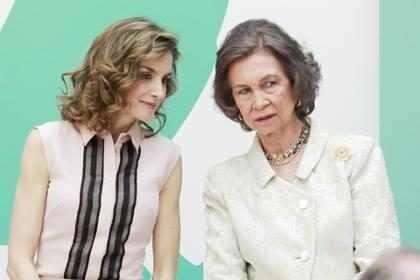 El origen de la pésima relación entre las reinas Letizia y Sofía de España