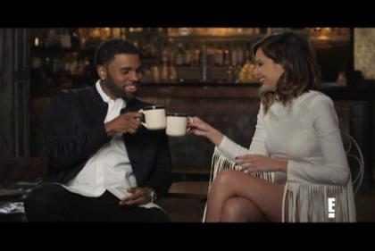 Patricia Zavala le enseña palabras picantes a Jason Derulo (+Video)