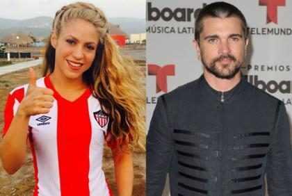 ¡¿Se viene una colaboración de Shakira y Juanes?!