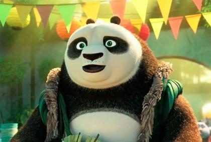 É divulgado o primeiro trailer de Kung Fu Panda 3