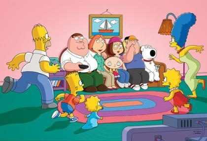 Las 10 familias más disfuncionales de la televisión (+ Fotos)