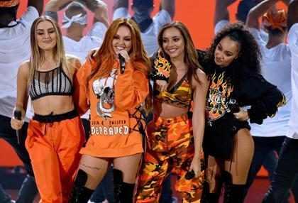 ¡Las chicas de Litlle Mix hacen su debut en el reggeatón junto a CNCO!