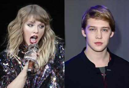 Taylor Swift y Joe Alwyn se muestran por primera vez sin miedo a las cámaras ¡Míralos!