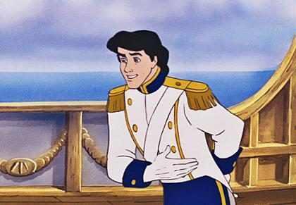 5 razones por las que el príncipe Eric de La Sirenita es el peor de todos (+ GIFs)