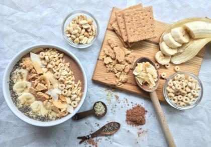 5 alimentos que te harán sentir llena por horas