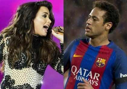 Mira el regalo que le dio Neymar a Demi Lovato en su esperado encuentro