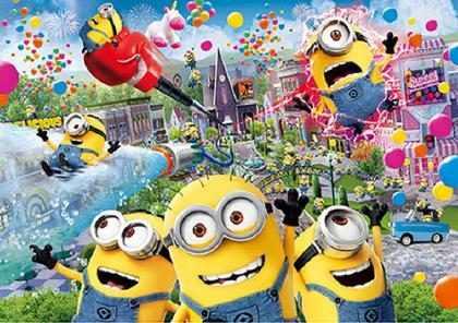 Minions ganham parque temático na Universal Studios Japão