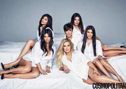 Esto demuestra que el clan Kardashian-Jenner también puede ser como cualquier familia normal (+ Fotos)