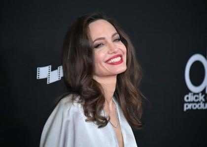 Aunque no lo creas, Angelina Jolie está completamente feliz de envejecer