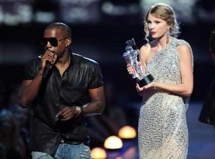 OMG! ¿Taylor Swift arruinará todos los planes de Kanye West para los VMAs?
