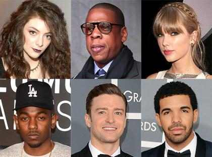 Grammy Awards 2014 e lista dos indicados aos prêmios