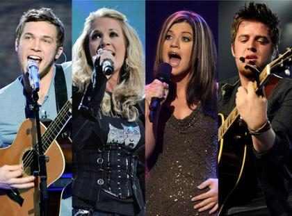 ¿Dónde estan ahora las estrellas de American Idol?