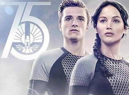 (+ Fotos) Jennifer Lawrence y Josh Hutcherson, listos para la pelea en los nuevos pósters de Los Juegos del Hambre: En Llamas