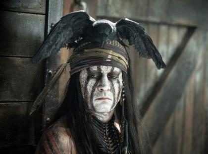 Johnny Depp culpa a la prensa por el fracaso de El Llanero Solitario