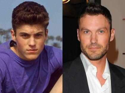 Brian Austin Green hoy tiene una vida similar a la de su personaje en Beverly Hills 90210