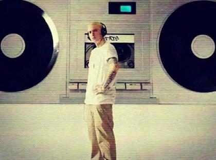 Eminem vuelve a cargar contra Justin Bieber en una nueva canción