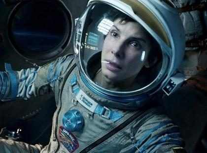 Mira el final alternativo de </em>Gravedad</em>, el film de Sandra Bullock (+ Video)