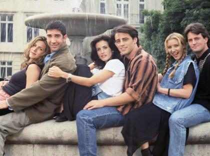 Friends comemora 20 anos desde o seu lançamento