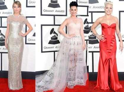 Grammy Awards 2014 e as famosas mais bem vestidas
