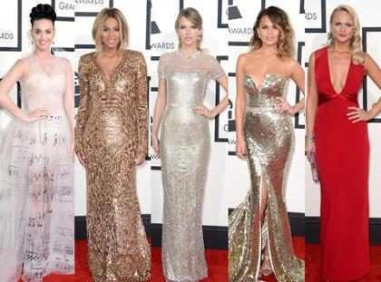 Los Grammy 2014 >>> ¡Una alfombra roja diferente!