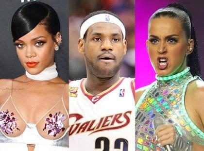 Las celebridades reaccionan ante el caso de Mike Brown (+ Fotos)