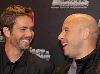 Vin Diesel diz que vai deixar Paul Walker orgulhoso com novo Velozes e Furiosos