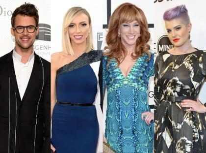 Kelly Osbourne e Giuliana falam sobre o Fashion Police sem Joan Rivers