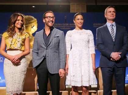Assista ao tapete vermelho do Globo de Ouro 2015 no canal E!