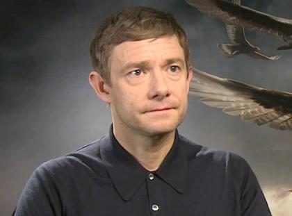Martin Freeman habl&oacute; sobre el final de <em>El Hobbit</em>: &ldquo;Todos tenemos que morir&rdquo; (+ Video)