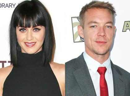 Diplo responde ao ranking de Katy Perry sobre ex-namorados na cama