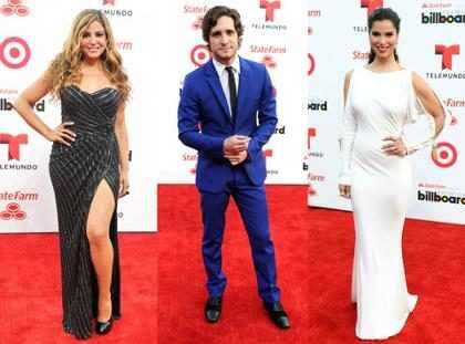 Os melhores e os piores looks dos famosos no Latin Billboard Awards 2014