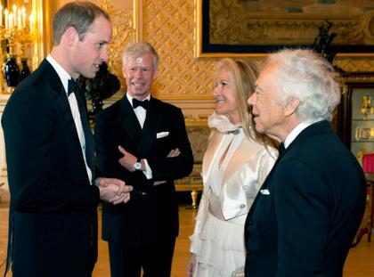 ¿Por qué el Príncipe William tuvo que pedirle disculpas a Ralph Lauren?